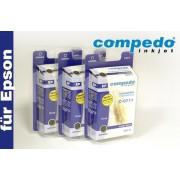 Compedo Printer cartridge Epson TO711/TO891, zwart