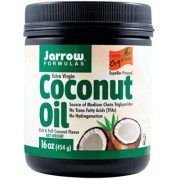 Coconut Oil Extra Virgin Organic 100%, 473 ml