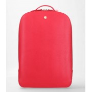 FMME Dagrugzak Claire Laptop Backpack Grain 15.6 Rood