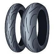 Michelin Pilot Power ( 190/55 ZR17 TL (75W) zadní kolo, M/C )