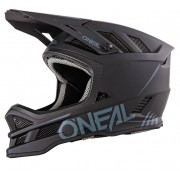 Oneal Blade Solid Charger Downhill Casco Negro XL