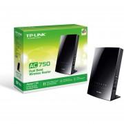 Router Inalámbrico de Banda Dual AC750-Negro