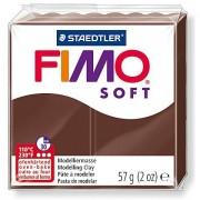 Braun Fimo-Soft, braun, 57 g