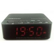 LED kijelzős Bluetooth ébresztőóra FM rádióval OALC-5608B fekete