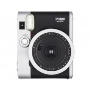 Fujifilm Instax Mini 90 Neo Classic Polaroidcamera Zwart/zilver