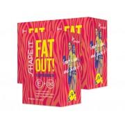 Sensilab Fat Burner Fat Out! T5 Superstrength Abnehmpillen 1+2 GRATIS. Für schnelles Abnehmen. 3x 30 Kapseln