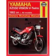Haynes Yamaha XZ550 Vision V-Twins (82-85) 0821