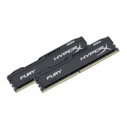 Kingston Technology HyperX FURY 2666MHz DDR4 Non-ECC CL15 DIMM 16 DDR4 2400 MT/s (PC4-19200) HX426C15FBK2/16
