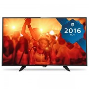 Televizor LED Philips 32PHT4201/12, 80 cm, HD Ready, USB Movie, DVB-T/T2/C, Negru
