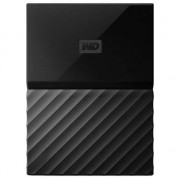 "HDD extern WD My Passport 4TB, 2.5"", USB 3.0, Negru"