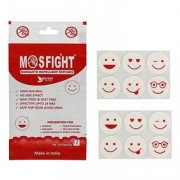 MOSFIGHT Mosquito Repellent Patches Buy 24 pcs Get 12 Pcs Free Total 36 Patches