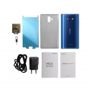 EY Ulefone Mezclar 5,5 Pulgadas 13MP +5MP Cámara Trasera Doble 4GB RAM 64GB ROM 4G Teléfono-azul