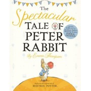 The Spectacular Tale of Peter Rabbit [With CD (Audio)], Hardcover