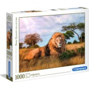 Puzzle Clementoni High Quality Collection: The King, 1000 piese