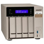 Qnap TVS-473E 4-Bay AMD RX-421BD 2.1GHz Network Attached Drive