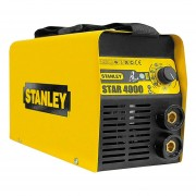 Soldadora Inverter Stanley 160 Amper 4mm Italiana Star4000 /Amarillo