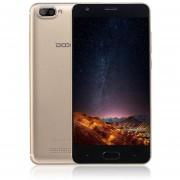 EY DOOGEE X20 5.0 Pulgadas HD 2GB RAM 16 GB ROM 3G Quad Core Phone Para Android-oro