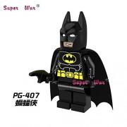 Generic Star Wars Superhero Marvel Avengers Chrom Darth Vader Building Blocks Sets Model Bricks Toys for Children PG407