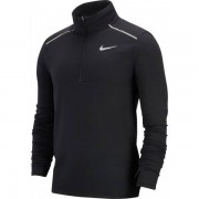 Nike Element 3.0 Half-Zip Men - Male - Zwart - Grootte: 2X-Large