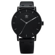 Adidas District L1 Watch All Black Silver