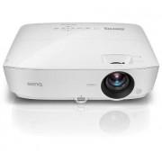 Videoproiector BenQ MS535, SVGA (800 x 600), 3600 lumeni, Contrast 15000:1, 3D Ready (Alb) + Ecran de Proiectie BenQ, 160 x 120 cm, diagonala 200 cm