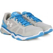 Under Armour Micro G Training Shoes For Men(Grey)
