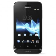 Sony Xperia tipo ST21i Мобилен Телефон (GSM)