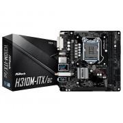 MB, ASRock H310M-ITX/AC /Intel H310/ DDR4/ LGA1151