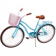 Bicicleta Mercurio Cruiser R26 Azul