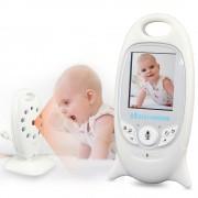 Baby Monitor Video Bebelusi Digital Night Vision, Temperatura, Cantece de leagan