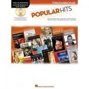 Hal Leonard Popular Hits for Trombone Play-Along
