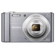 Sony Cyber-shot DSC-W810 (srebrny) - 21,45 zł miesięcznie - odbierz w sklepie!