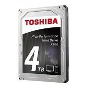 Toshiba hdwe140uzsva interne harde schijf, 4TB
