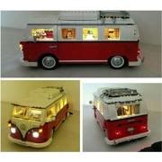 LED Light Kit for Lego 10220 Volkswagen T1 Camper bricklite usb powered