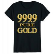 Тениска Pure gold