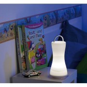 """Lunartec 2in1-LED-Laterne & Tischlampe """"Touch Livinglight"""", mit 6 Power-LEDs"""