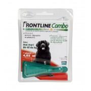 1 pipeta Frontline Combo caini peste 40 kg (XL)