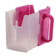 Generic Baby Adjustable Juice Milk Box Carton Holder Drinking Training Cup