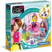 Clementon gioco creativoi crazy chic crazy dolls 15222