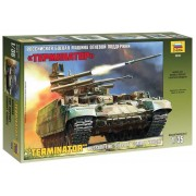 Russian fire support combat vehicle Terminator tank makett Zvezda 3636