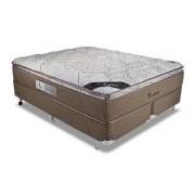 Colchão Luckspuma Molas Pocket Platinum New Pillow Top One Side - Colchão King Size - 1,93x2,03x0,33 - Sem Cama Box