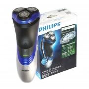 Philips Shaver de la serie 3000 de afeitar eléctrica recargable de La PT726 negro con IPX7 cuerpo impermeable cómodo sistema de corte(Azul)