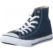 Converse Chuck Taylor All Star Hi Kids Navy, Skor, Sneakers & Sportskor, Höga sneakers, Blå, Barn, 34