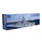 Kit de construit nava de razboi HMS Queen Elizabeth