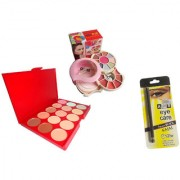 ADS Concealer / 3926 Makeup kit / Eyecare kajal