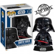 Pop! Vinyl Figura Funko Pop! Darth Vader Bobble-Head - Star Wars