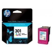 "HP ""Tinteiro HP 301 Original Tricolor (CH562EE)"""