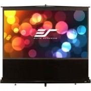 Екран Elite Screen F100NWH ezCinema Series, 100' (16:9), 221.5 x 124.5 cm, Black - F100NWH