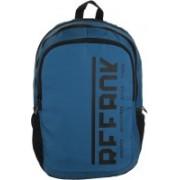 REEBOK JBP Blue 22 L Laptop Backpack(Blue, Black)