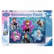 Lobbes Disney Frozen XXL Puzzel: De IJskoningin, 300st.